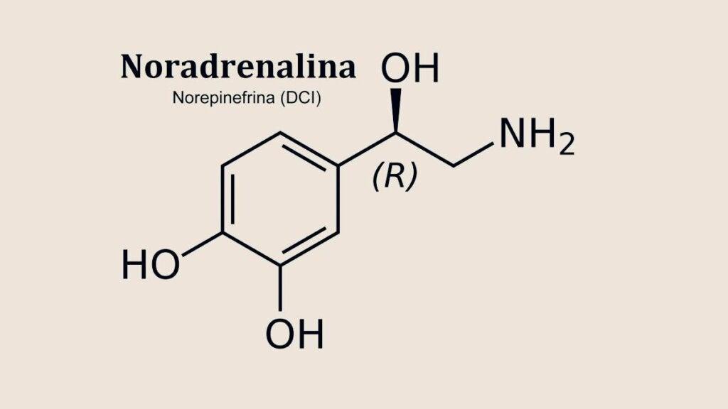 Fórmula de la adrenalina