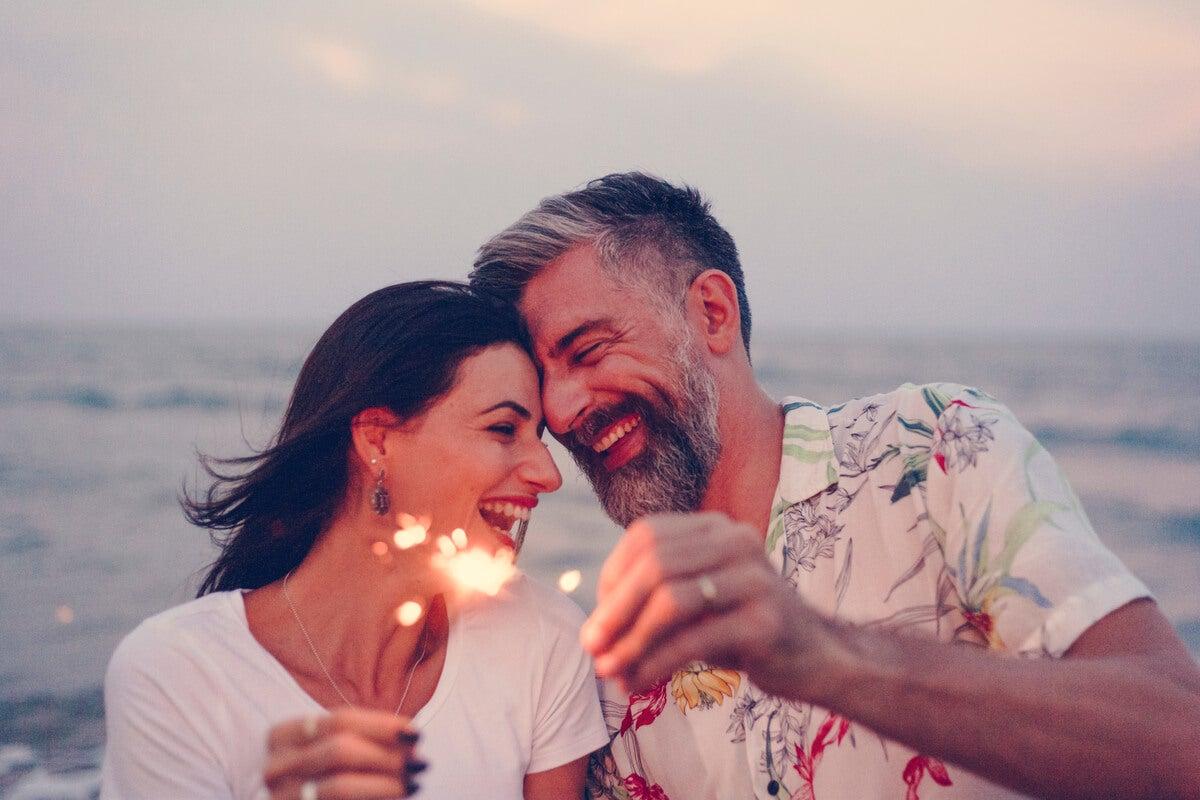 El pasado no impide volver a formar una pareja