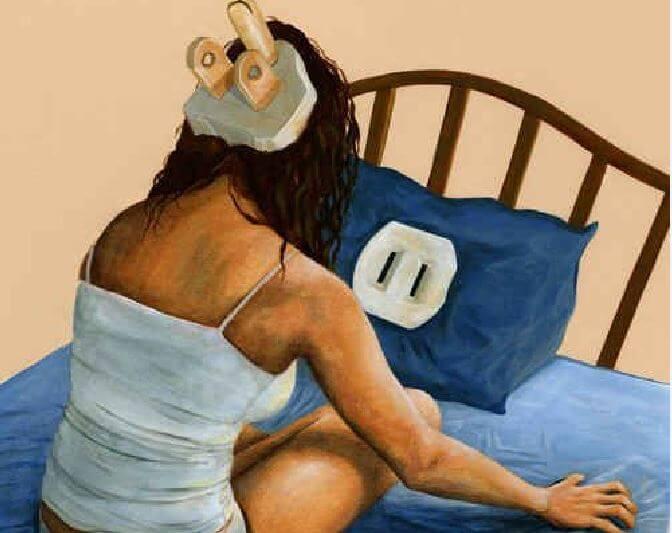 El sueño recarga nuestro cerebro