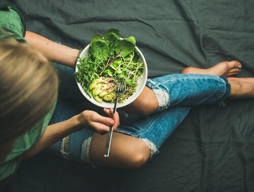 Comer de manera consciente
