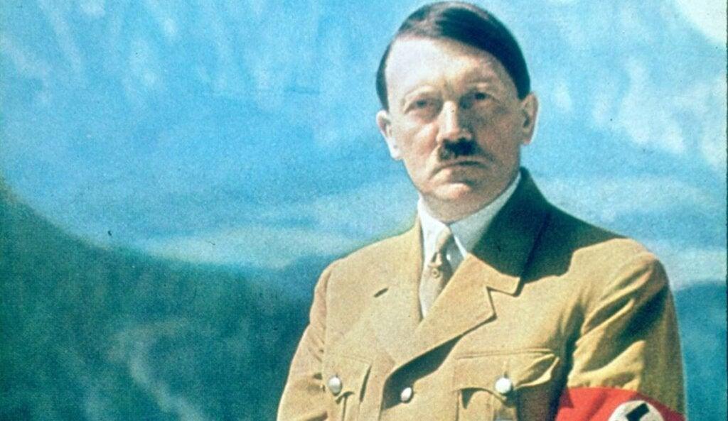 imagen para simbolizar el perfil psicológico de Hitler
