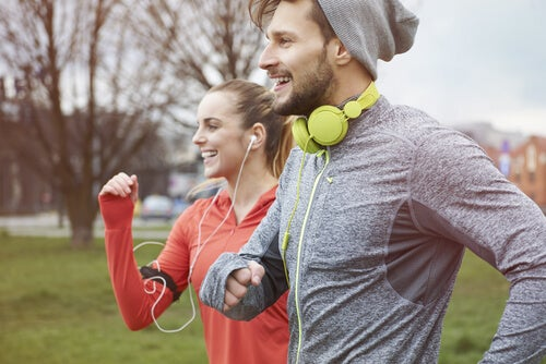Diez minutos de ejercicio al día te hacen más feliz